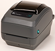 ZEBRA GX430T PRINTER WITH E/NET