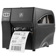 ZEBRA ZT220D PRINTER WITH E/NET